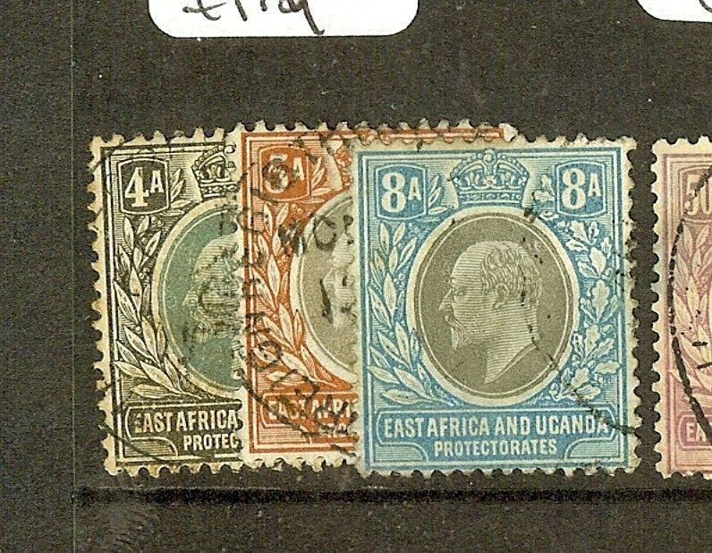 EAST AFRICA AND UGANDA  (P2205B)  KE SG6-8        VFU