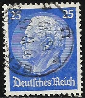 Germany 1932 Scott# 395 Used
