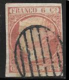 Spain 12a used 2013 SCV $5.50  - see note below  -- 4555