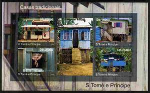 St Thomas & Prince Islands 2010 Traditional Housing p...