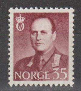 Norway #361A  MNH F-VF  (SU744)