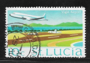 St Lucia Used [4161]