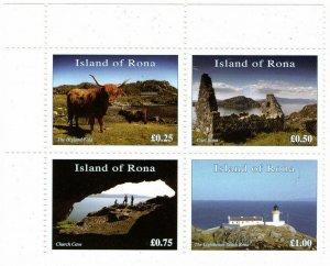 (I.B) Cinderella Collection : Island of Rona