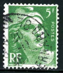 FRANCE #542, USED - 1945 - FRAN035