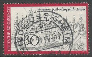 GERMANY 1010 VFU 624G-1