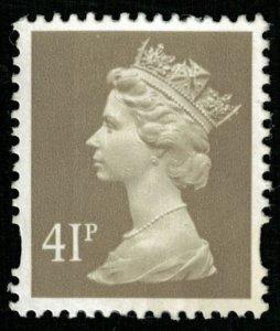 Queen, Great Britain (T-4753)