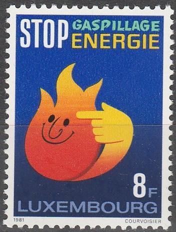 Luxembourg #666 MNH F-VF (SU3810)
