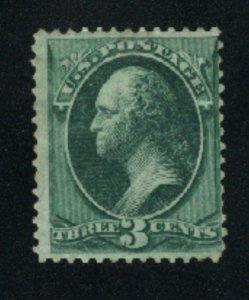 USA 158  Mint Hinged 1873 PD
