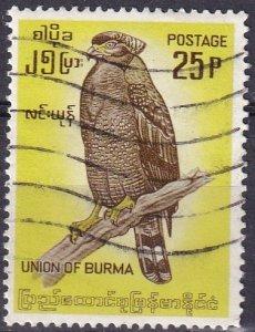 Burma  #204 F-VF Used (S10387)