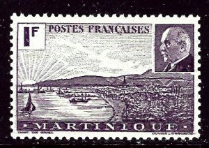 Martinique 188 MH 1941 issue    (ap5422)