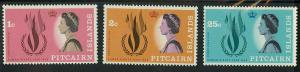 Pitcairn Islands 88-90 Mint VF H