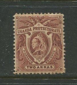STAMP STATION PERTH Uganda Protectorate #71 Mint 1898-1902