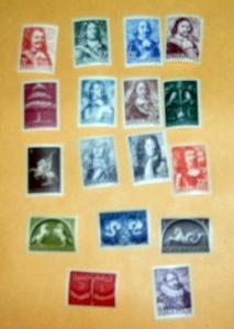 Netherlands - 245-61, MNH Set. Various Designs. SCV - $4.35