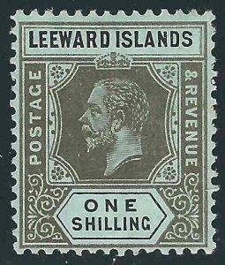 Leeward Is 54 SG 54 MVLH 1913 SCV $17.50