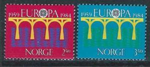 Norway 841-842 (NH)