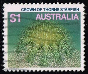 Australia #920 Crown of Thorns Starfish; Used (1.10)