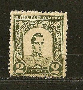 Antioquia 127 General Cordoba MNH