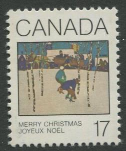 STAMP STATION PERTH Canada #871 Christmas 1980 MNH CV$0.25