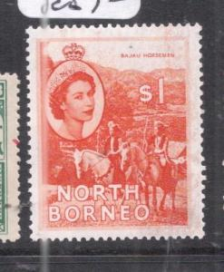 North Borneo SG 383 MNH (8dnm)