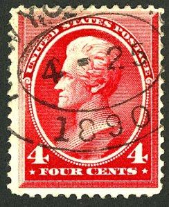 U.S. #215 USED