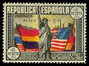 SPAIN C97  Mint (ID # 65195)