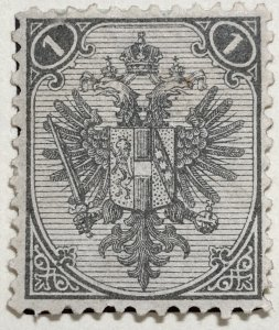 AlexStamps BOSNIA & HERZEGOVINA #2a VF Mint