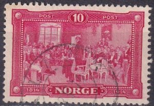 Norway #97 F-VF Used