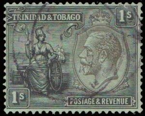 Trinidad and Tobago Scott 33 Used.