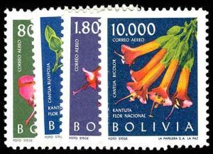 BOLIVIA C237-40  Mint (ID # 77382)