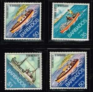 BARBADOS STAMP MNH STAMPS COLLECTION LOT