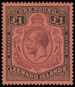 Leeward Islands Scott 61-83 Gibbons 58-78 Mint Set of Stamps
