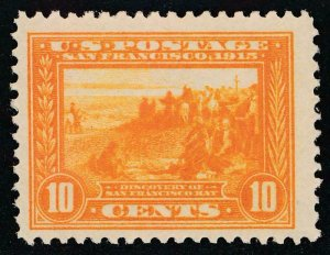 UNITED STATES 400a MINT NH F-VF 10c PAN PACIFIC PERF 12