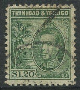 STAMP STATION PERTH Trinidad &Tobago #60 KGVI Pictorial Definitive Used 1938-41
