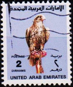 UAE.1990 2d S.G.291 Fine Used