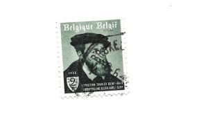 Belgium 1955 - Scott #486 *