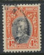 Southern Rhodesia SG 19 Perf 12 Used