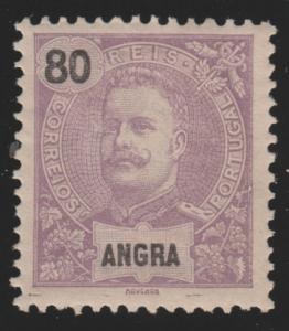 Angra 27 King Carlos 1897