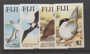 Fiji Sc#540-543 MLH