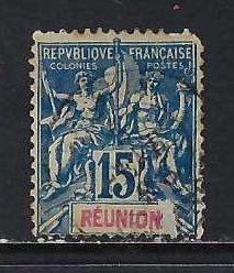 FRANCE REUNION 41 VFU Z465-1