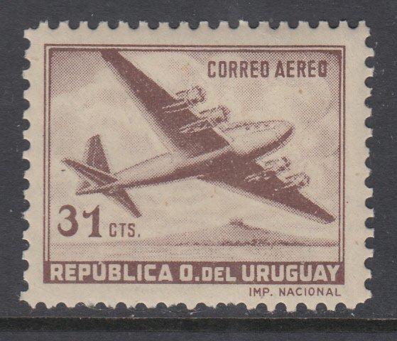 Uruguay C151 MNH VF