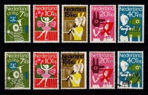 Netherlands 1964 Child Welfare Set [Unused / Used]