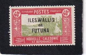 Wallis & Futuna Islands,    #   54   unused