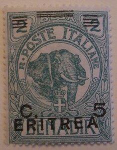 Eritrea 59 MNH Cat $11.85