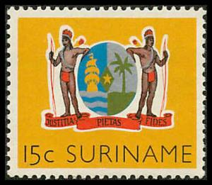 Surinam 283 Mint VF NH