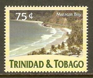 Trinidad & Tobago #601 NH Tourism Single