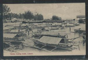 LABUAN (P2707B) NATIVE TRADING BOATS #7