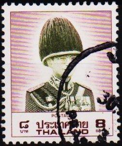 Thailand. 1988 8b S.G.1344 Fine Used
