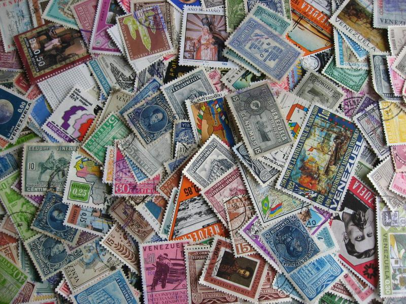 Venezuela elusive mixture (duplicates, mixed condition) of 200 check them out!