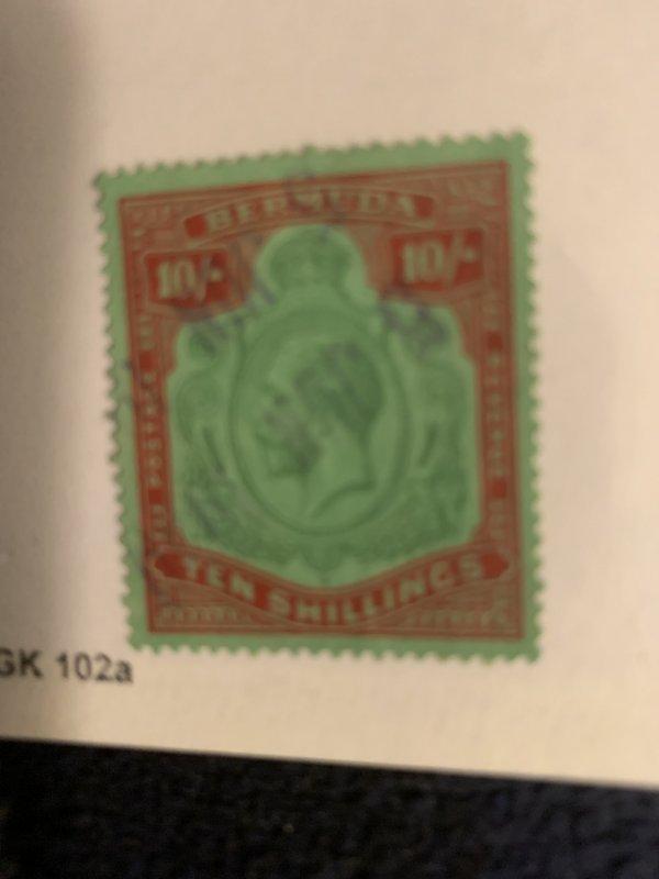 Bermuda 96 U