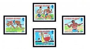 Cayman Is 699-702 MNH 1995 Olympics